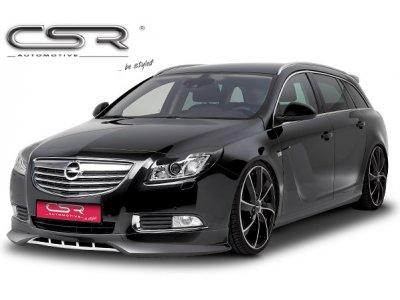 Накладка на передний бампер от CSR Automotive на Opel Insignia