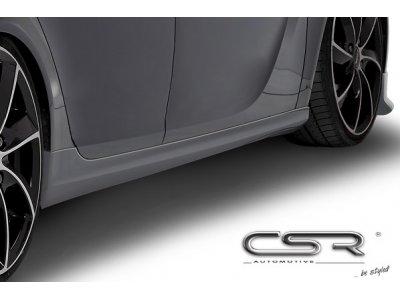 Накладки на пороги от CSR Automotive на Opel Insignia