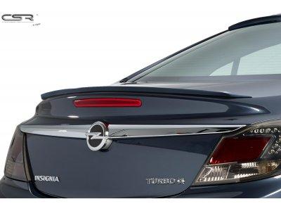 Спойлер лезвие на багажник от CSR Automotive на Opel Insignia