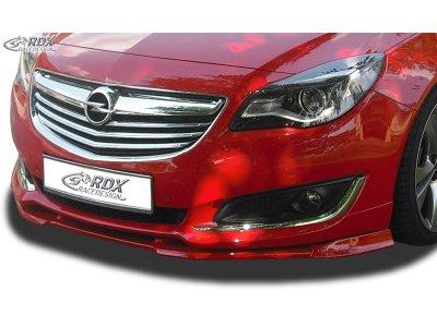 Накладка на передний бампер VARIO-X от RDX Racedesign на Opel Insignia OPC-Line