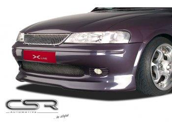Накладка на передний бампер от CSR Automotive на Opel Vectra B Hatchback / Limousine / Wagon