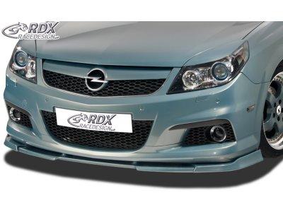 Накладка на передний бампер Vario-X от RDX Racedesign на Opel Vectra C OPC рестайл