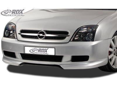 Накладка на передний бампер от RDX Racedesign на Opel Vectra C