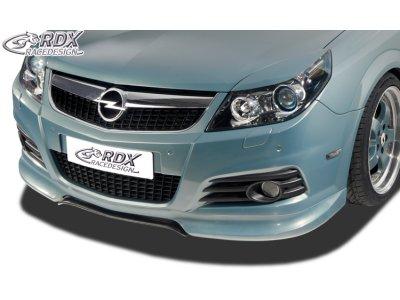 Накладка на передний бампер от RDX Racedesign на Opel Vectra C / Signum рестайл