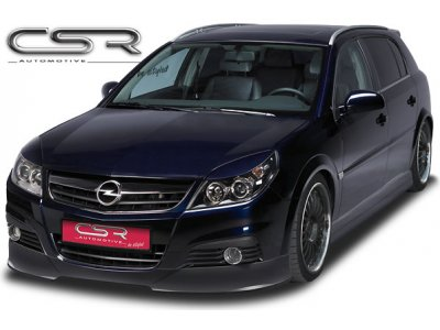 Накладка на передний бампер от CSR Automotive на Opel Vectra C Limousine / Hatchback / Wagon рестайл
