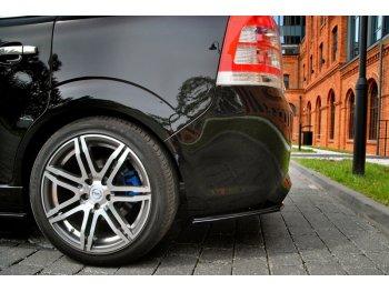 Накладки боковые на задний бампер от Maxton Design на Opel Zafira B OPC / VXR