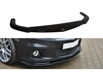 Накладка на передний бампер от Maxton Design на Opel Zafira B OPC / VXR
