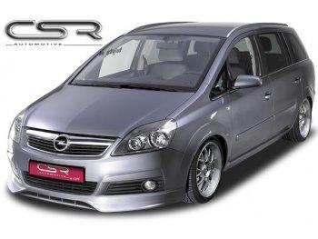 Накладка на передний бампер от CSR Automotive на Opel Zafira B