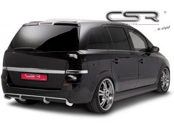 Накладка на задний бампер от CSR Automotive на Opel Zafira B рестайл