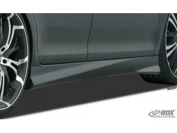 Накладки на пороги TurboR от RDX Racedesign на Opel Zafira B