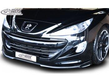 Накладка на передний бампер Vario-X от RDX Racedesign на Peugeot RCZ