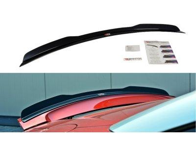Накладка сплиттер на крышку багажника от Maxton Design на Peugeot RCZ рестайл