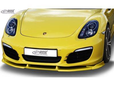 Накладка на передний бампер Vario-X от RDX Racedesign на Porsche Boxster / 981
