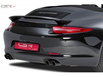 Спойлер на крышку багажника от CSR Automotive на Porsche 911 / 991