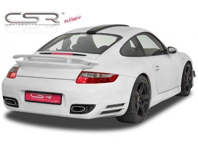 Бампер задний от CSR Automotive на Porsche 911 / 997