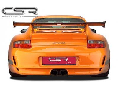 Бампер задний GT от CSR Automotive на Porsche 911 / 997