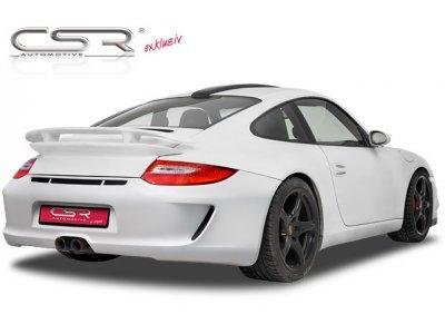 Бампер задний GT от CSR Automotive на Porsche 911 / 997 Cabrio / Coupe рестайл