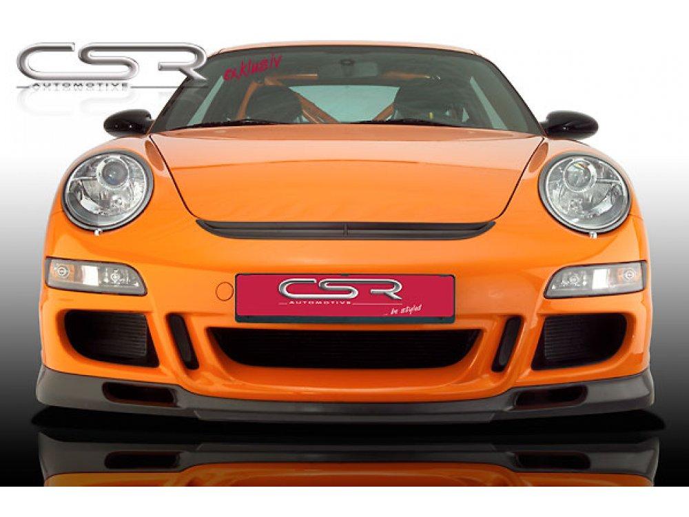 Бампер передний от CSR Automotive на Porsche 911 / 997