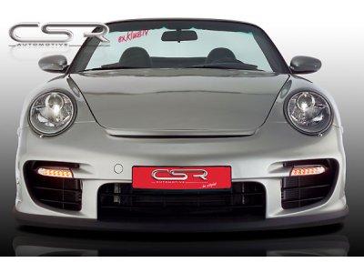 Бампер передний GT от CSR Automotive на Porsche 911 / 997