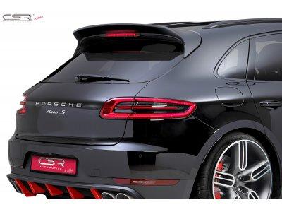 Спойлер на крышку багажника от CSR Automotive на Porsche Macan