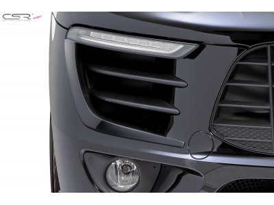 Накладки на воздухозаборники от CSR Automotive на Porsche Macan