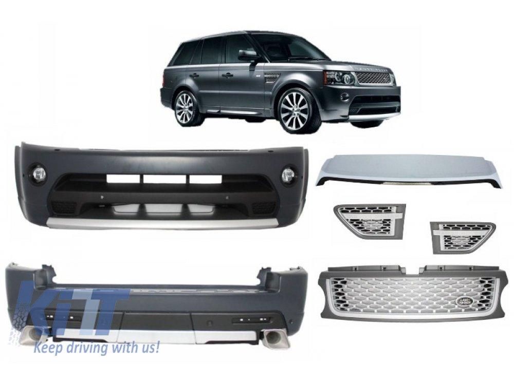 Комплект обвеса в стиле Autobiography на Range Rover Sport I