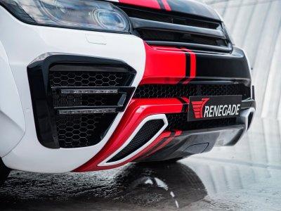 Решётка радиатора от Renegade для Range Rover Sport