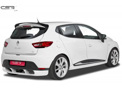 Накладка на задний бампер от CSR Automotive на Renault Clio IV