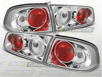 Задние фонари Chrome на Renault Laguna II Liftback