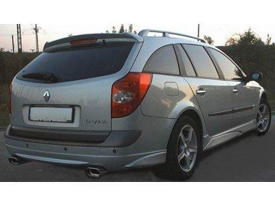 Накладка на задний бампер от Maxton Design на Renault Laguna II Estate