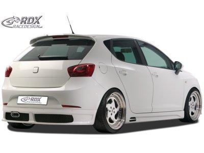 Накладка на задний бампер от RDX Racedesign на Seat Ibiza 6J 4 / 5D
