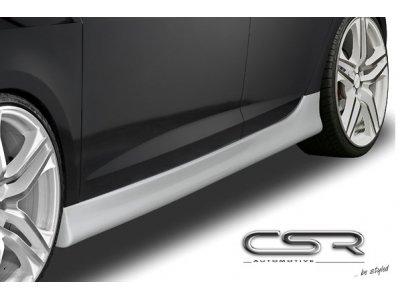 Накладки на пороги от CSR Automotive на Seat Ibiza 6J
