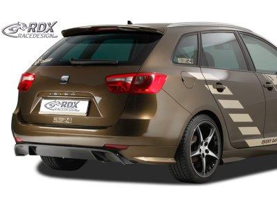 Накладка на задний бампер от RDX Racedesign на Seat Ibiza 6J Wagon