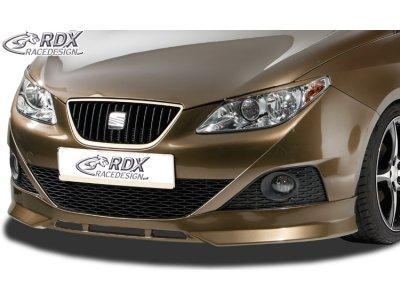 Накладка на передний бампер от RDX Racedesign на Seat Ibiza 6J