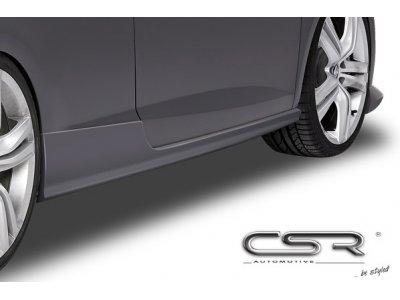 Накладки на пороги от CSR Automotive на Seat Ibiza 6J 3D