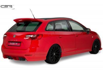 Накладка на задний бампер от CSR Automotive на Seat Ibiza 6J ST