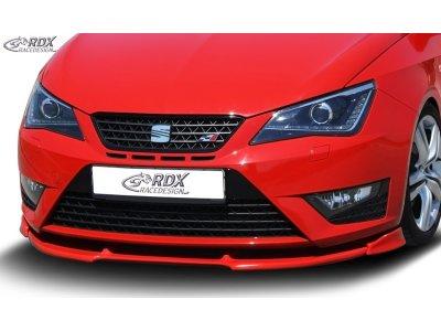 Накладка на передний бампер Vario-X от RDX Racedesign на Seat Ibiza 6J Cupra рестайл