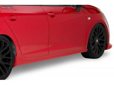 Накладки на пороги от CSR Automotive на Seat Ibiza 6J 5D