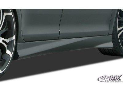 Накладки на пороги TurboR от RDX Racedesign на Seat Ibiza V