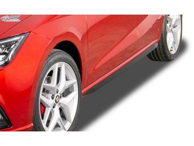Накладки на пороги от RDX Racedesign на Seat Ibiza V