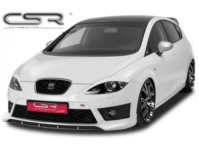 Накладка на передний бампер от CSR Automotive на Seat Leon 1P1 FR / Cupra
