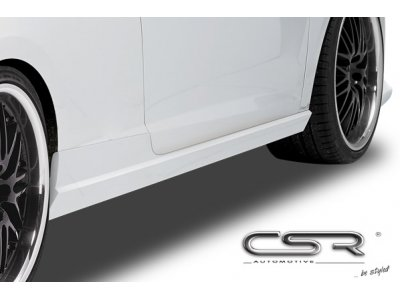 Накладки на пороги от CSR Automotive на Seat Leon III 3D