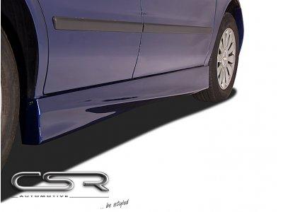 Накладки на пороги от CSR Automotive на Seat Toledo 1M Sedan / Wagon