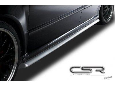 Накладки на пороги от CSR Automotive на Skoda Fabia I Wagon