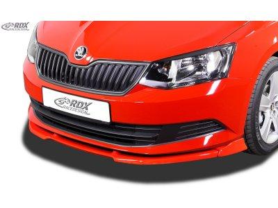Накладка на передний бампер Vario-X от RDX Racedesign на Skoda Fabia III