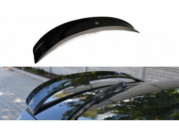 Накладка на спойлер от Maxton Design на Skoda Octavia III RS