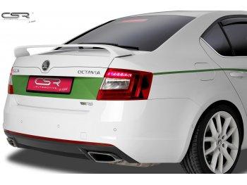 Спойлер на багажник от CSR Automotive на Skoda Octavia III Liftback