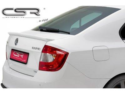 Спойлер на багажник от CSR Automotive на Skoda Rapid