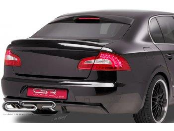 Спойлер на багажник от CSR Automotive на Skoda Superb B6 Sedan