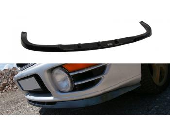 Накладка на передний бампер от Maxton Design для Subaru Impreza I GT